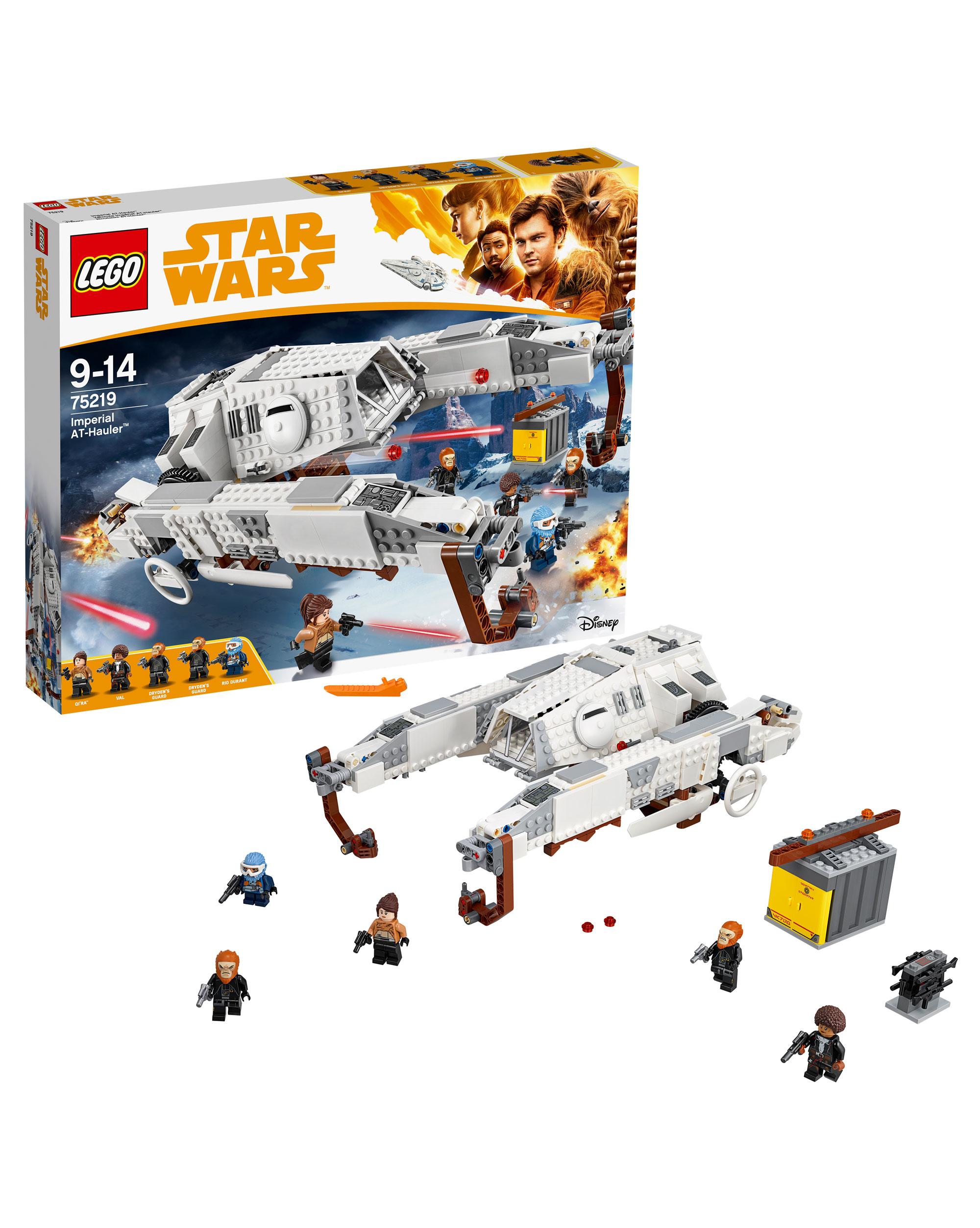 75219 - imperial at-hauler - altro - toys center - ALTRO