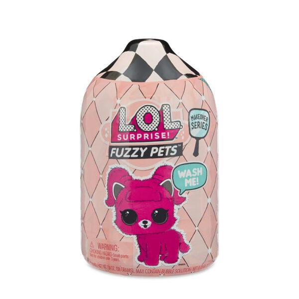 Giochi Preziosi Lol Fuzzy Pets, cuccioli makeover, 7 livelli di soprese, Modelli assortiti - Lol - Toys Center LOL Femmina 12-36 Mesi, 12+ Anni, 3-5 Anni, 5-8 Anni, 8-12 Anni ALTRI