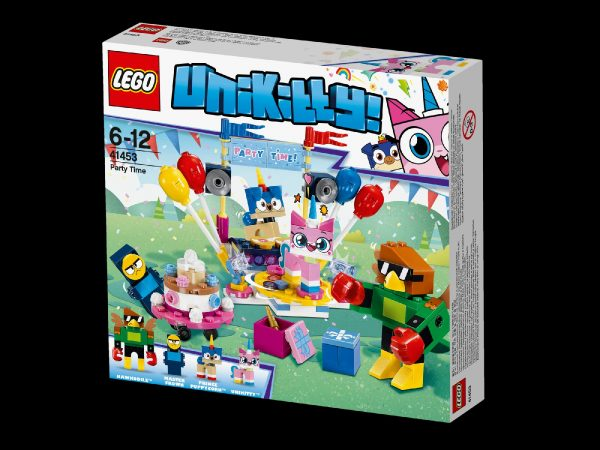LEGO UNIKITTY ALTRI 41453 - Party Time Unisex 12+ Anni, 5-8 Anni, 8-12 Anni