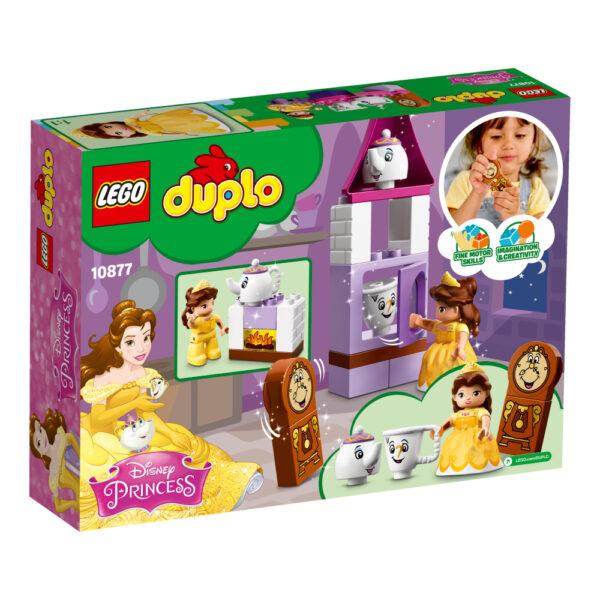 10877 - Il Tea-Party di Belle - Lego Duplo - Toys Center PRINCIPESSE DISNEY Femmina 12-36 Mesi, 3-5 Anni, 5-8 Anni LEGO DUPLO