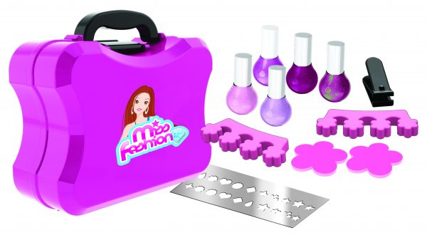 VALIGETTA MANICURE - Miss Fashion - Toys Center - MISS FASHION - Accessori abbigliamento di Carnevale