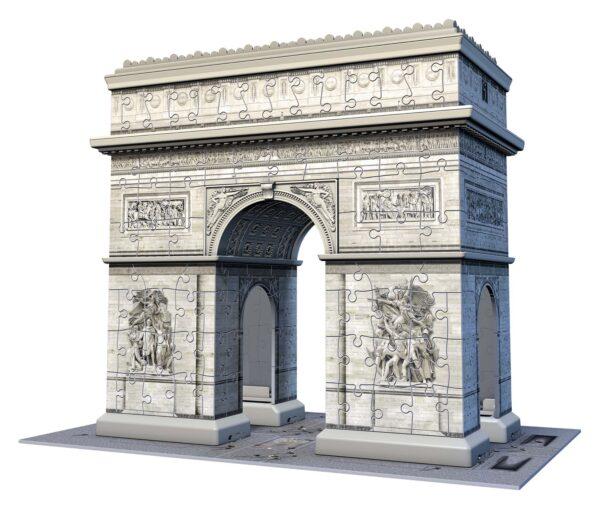 ALTRO ALTRI 3D Puzzle Building - Arco di Trionfo - Altro - Toys Center Unisex 12+ Anni, 8-12 Anni