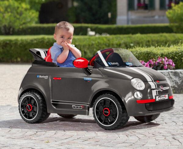 FIAT 500 S Remote Control FIAT Maschio 12-36 Mesi, 3-4 Anni, 3-5 Anni, 5-7 Anni ALTRI