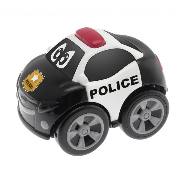 Turbo Team Workers polizia - Chicco - Toys Center ALTRI Unisex 12-36 Mesi, 3-4 Anni, 3-5 Anni, 5-7 Anni Chicco