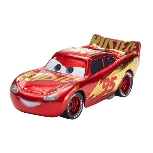 Cars - Saetta McQueen Rust-eze Racing Center Veicolo Personaggio Die-cast - DXV45 CARS Maschio 12-36 Mesi, 12+ Anni, 3-5 Anni, 5-8 Anni, 8-12 Anni DISNEY - PIXAR