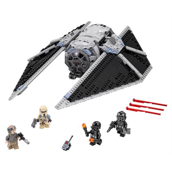 Disney Star Wars 75154 - TIE Striker™ Maschio 12+ Anni, 5-8 Anni, 8-12 Anni