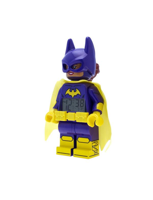 Sveglia LEGO Batman Movie Batgirl - DC SUPER HERO GIRLS - Personaggi DC SUPERHERO GIRLS Unisex 12+ Anni, 5-8 Anni, 8-12 Anni DC COMICS