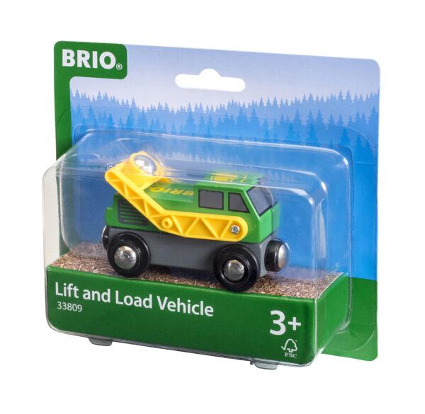 BRIO veicolo gru pivotante - BRIO