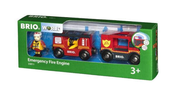 BRIO camion dei pompieri BRIO Unisex 12-36 Mesi, 3-4 Anni, 3-5 Anni, 5-7 Anni, 5-8 Anni ALTRI