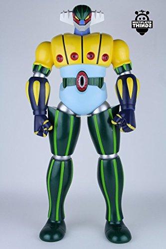 Robot Vinile Jeeg 60 cm - Altro - Toys Center ALTRO Maschio 12+ Anni, 3-5 Anni, 5-8 Anni, 8-12 Anni ALTRI
