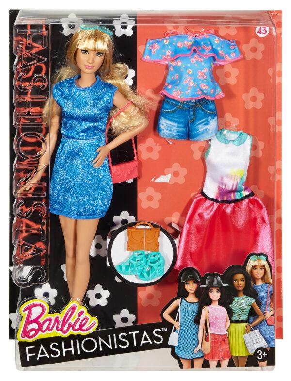 Barbie  - Bambola Fashionista e Moda - Love Pizza Barbie Femmina 12-36 Mesi, 12+ Anni, 3-5 Anni, 5-8 Anni, 8-12 Anni ALTRI