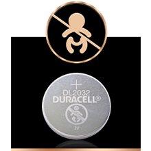 DURACELL SPECIAL ELECTRONICS 2032 B2 ALTRI Unisex 0-12 Mesi, 12-36 Mesi, 12+ Anni, 8-12 Anni ALTRO