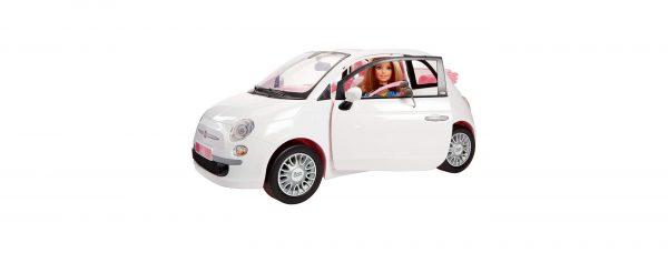 Barbie - Fiat 500 Barbie Femmina  ALTRI