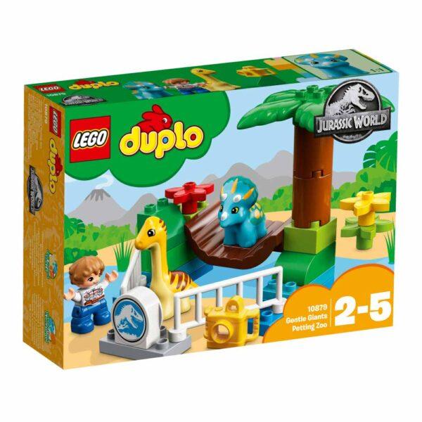 10879 - Lo zoo dei giganti gentili - Lego Duplo - Toys Center - LEGO DUPLO - Costruzioni