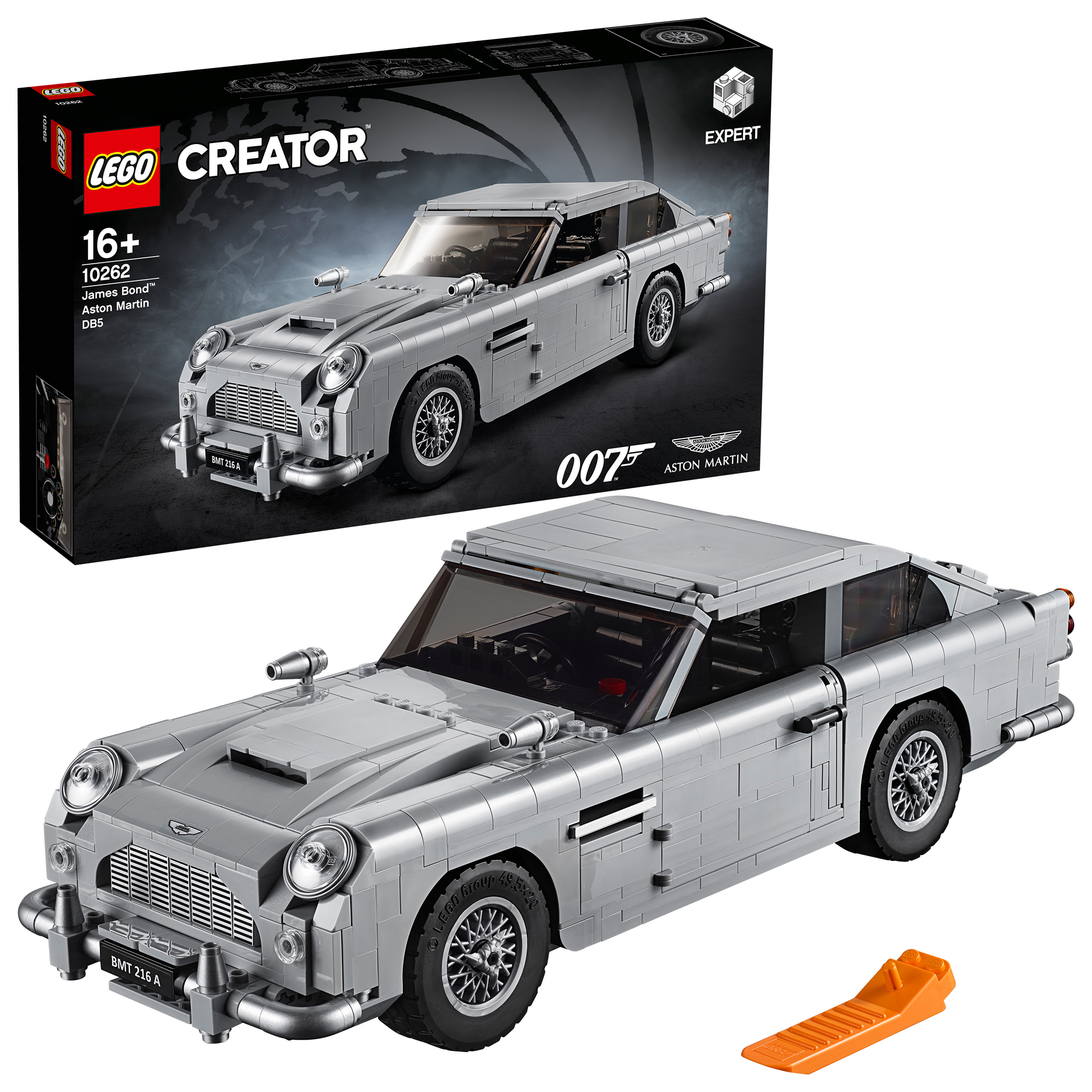 10262 James Bond™ Aston Martin DB5 Lego Creator Expert Toys Center