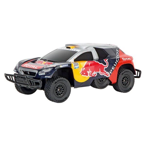 Peugeot 08 DKR 16 - Red Bull ALTRI Unisex 12+ Anni, 5-8 Anni, 8-12 Anni ALTRO