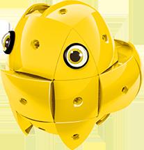 ALTRI KOR Unisex 3-5 Anni, 5-7 Anni, 5-8 Anni, 8-12 Anni KOR Color Yellow - GEOMAGWORLD - Marche