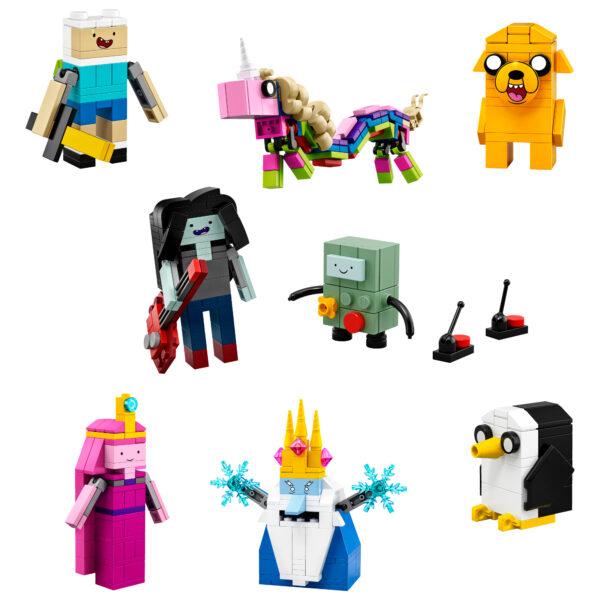 LEGO CREATOR EXPERT ALTRI 21308 - Adventure Time™ - Lego Creator Expert - Toys Center Maschio 12+ Anni, 8-12 Anni