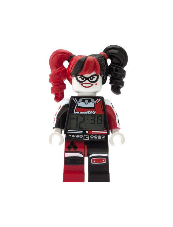 Sveglia LEGO Batman Movie Harley Quin - DC SUPER HERO GIRLS - Personaggi DC COMICS Unisex 12+ Anni, 5-8 Anni, 8-12 Anni DC SUPERHERO GIRLS