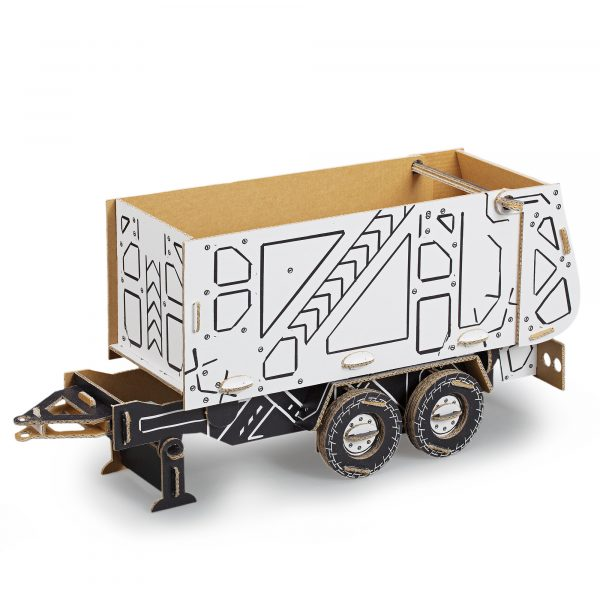 TO DO TIPPING TRAILER - KING UNION EUROPE - Marche TO DO Unisex 3-5 Anni, 5-7 Anni, 5-8 Anni, 8-12 Anni ALTRI