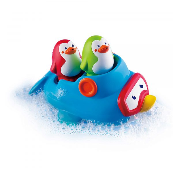 BKIDS Pinguini spruzza acqua ALTRO Unisex 0-12 Mesi, 12-36 Mesi, 3-5 Anni, 5-8 Anni, 8-12 Anni ALTRI
