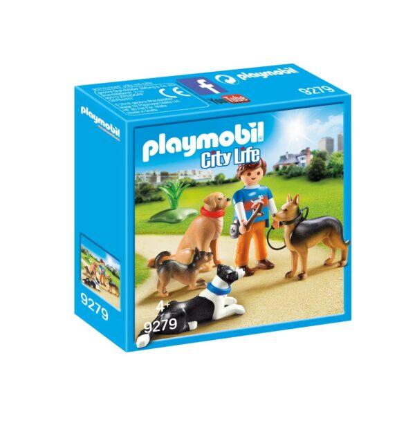 ADDESTRATORE DI CANI - Playmobil - City Life - Toys Center - Playmobil City Life - Altri giochi per l'infanzia