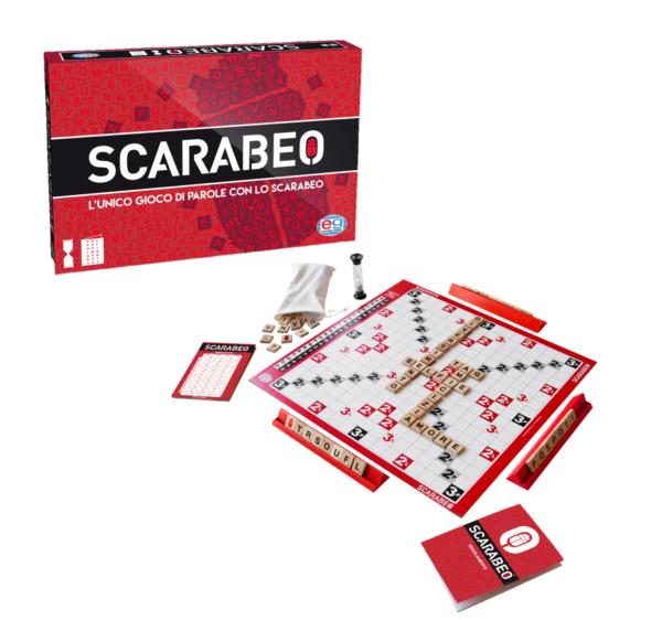 SCARABEO - EDITRICE GIOCHI - Marche - SCARABEO - Giochi da tavolo