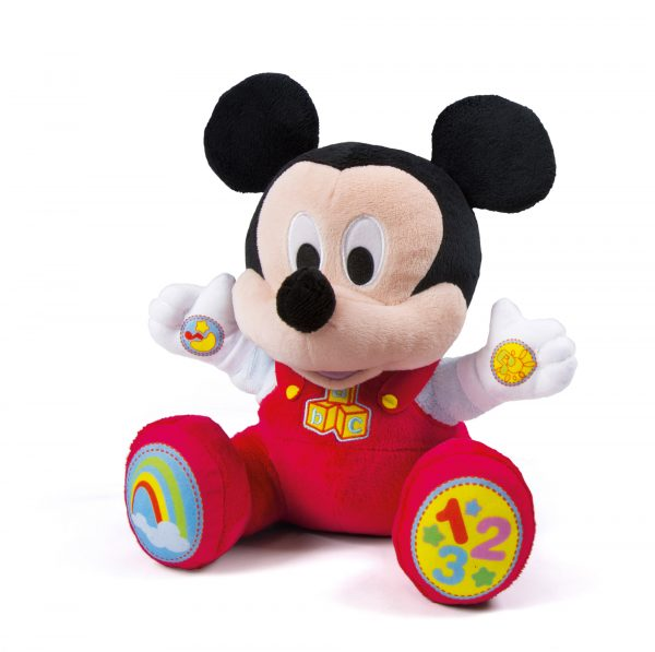 CLEMENTONI - 14636 - Topolino Canta e Impara Parlante - Disney - Giochi di intrattenimento e tablet