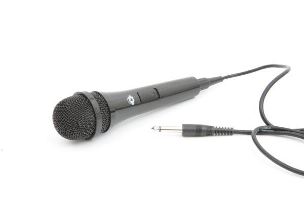 MUSIC STAR Microfono unidirezionale MUSIC STAR Unisex 12+ Anni, 5-8 Anni, 8-12 Anni TOYS CENTER
