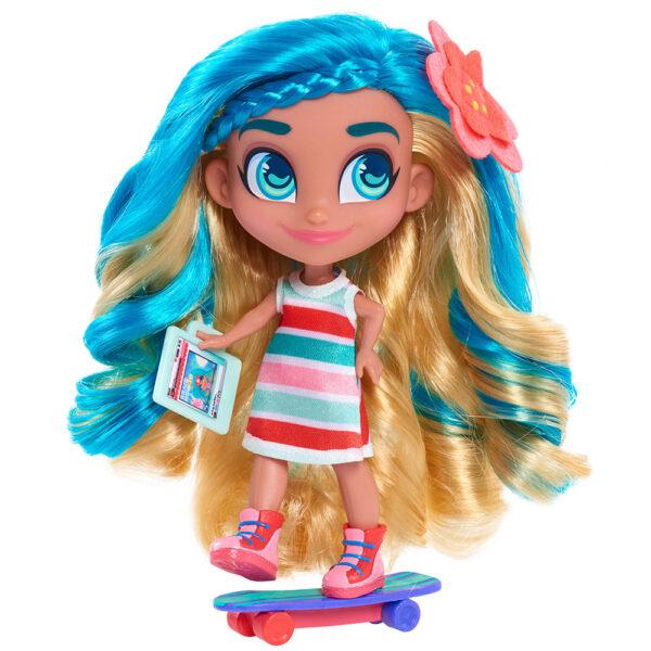 Hairdorables Bambole Stilose con Capelli Lucenti e Colorati - Altro - Toys Center Femmina 12-36 Mesi, 12+ Anni, 3-5 Anni, 5-8 Anni, 8-12 Anni ALTRI ALTRO