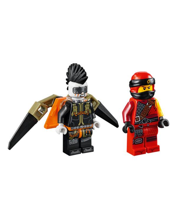 70650 - L'ala del destino ALTRI Unisex 12+ Anni, 5-8 Anni, 8-12 Anni LEGO NINJAGO