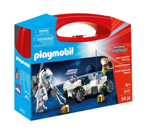 VALIGETTA GRANDE MISSIONE SPAZIALE - Playmobil - City Action - Toys Center ALTRI Maschio 12+ Anni, 3-5 Anni, 5-8 Anni, 8-12 Anni PLAYMOBIL - CITY ACTION