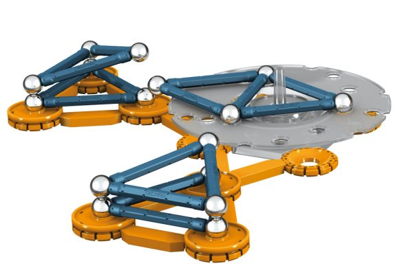 ALTRO ALTRI Mechanics 86 - GEOMAGWORLD - Marche Unisex 3-5 Anni, 5-7 Anni, 5-8 Anni, 8-12 Anni