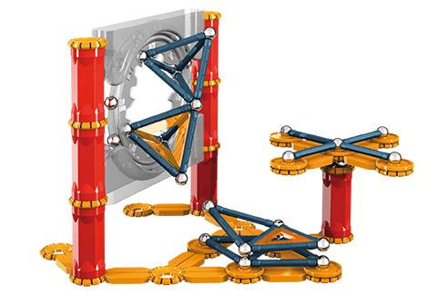 ALTRO ALTRI Mechanics 164 - GEOMAGWORLD - Marche Unisex 3-5 Anni, 5-7 Anni, 5-8 Anni, 8-12 Anni