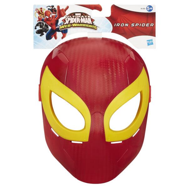 Maschera Base Spiderman Maschio 3-5 Anni, 5-7 Anni, 8-12 Anni Marvel