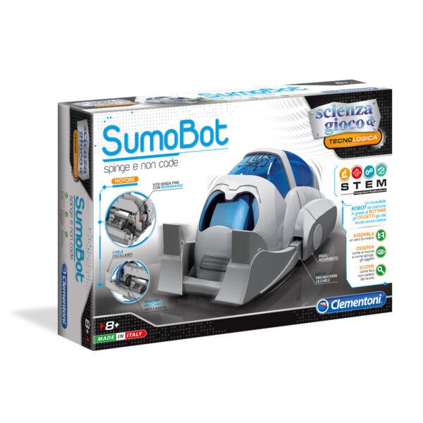 SUMOBOT - Focus _ Scienza&gioco - Toys Center - FOCUS _ SCIENZA&GIOCO - Robot e giochi interattivi