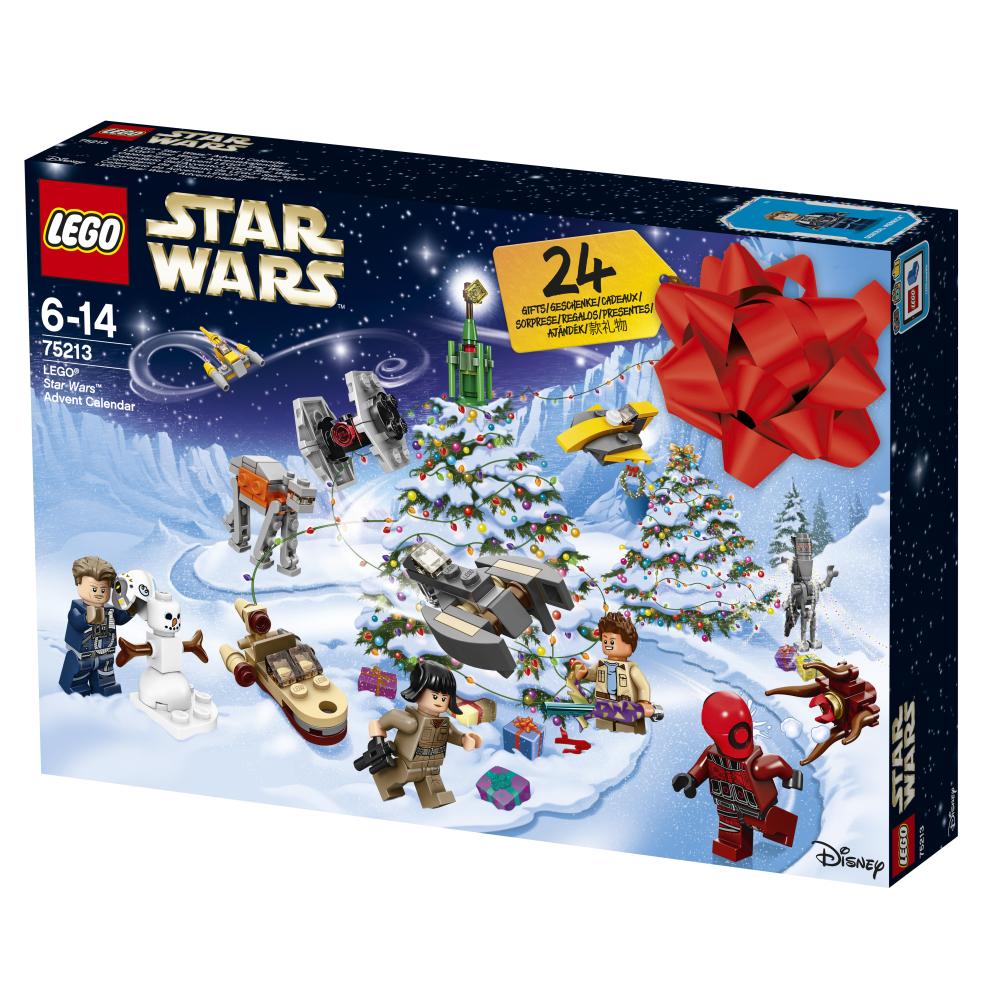 75213 - Calendario dell'Avvento 2018 LEGO® Star Wars™ - Età