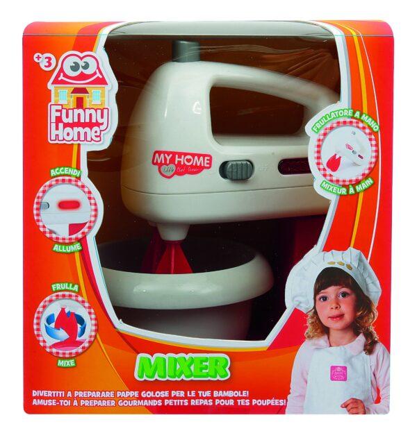 TOYS CENTER FUNNY HOME MIXER DOPPIO - Toys Center - Toys Center Unisex 12-36 Mesi, 12+ Anni, 3-5 Anni, 5-8 Anni, 8-12 Anni