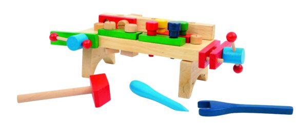 BANCHETTO ATTREZZI - Toys Center - Toys Center - TOYS CENTER - Giochi elettronici e bilingue