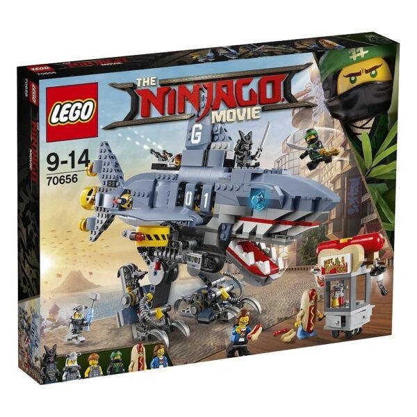 70656 - garmadon, Garmadon, GARMADON! - Età - LEGO NINJAGO - Costruzioni