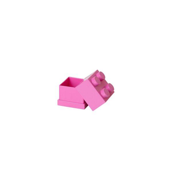 Contenitore LEGO Mini Box 4 Fucsia - Licenza Lego - LEGO - Marche - ALTRO - Costruzioni