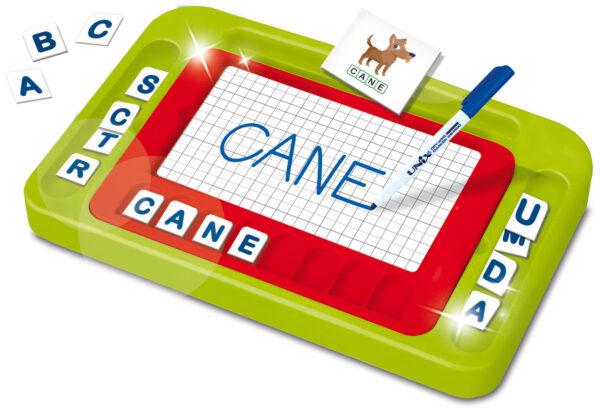 CAROTINA ALTRI Carotina super dizionario leggo e scrivo Unisex 12-36 Mesi, 3-4 Anni, 3-5 Anni, 5-7 Anni, 5-8 Anni