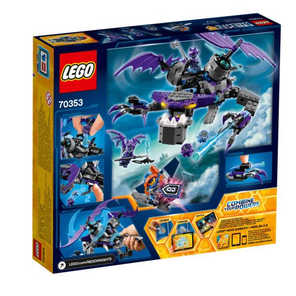 70353 - Heligoyle - Lego Nexo Knights - Toys Center ALTRI Maschio 12+ Anni, 5-8 Anni, 8-12 Anni LEGO NEXO KNIGHTS