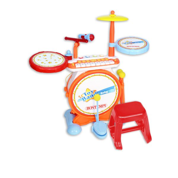 Batteria digitale con piano - Superstar - Toys Center - SUPERSTAR - Fino al -30%