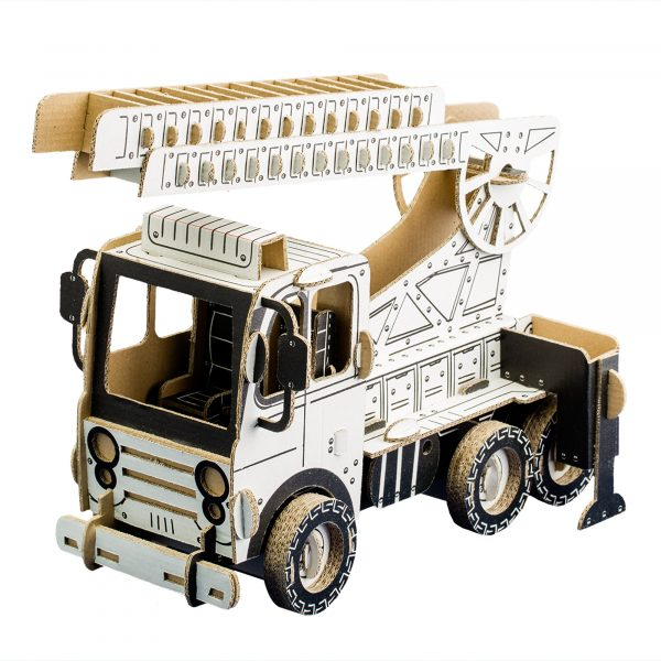 TO DO FIRE TRUCK - KING UNION EUROPE - Marche - TO DO - Kit artistici e pittura