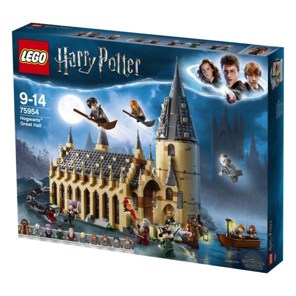 75954 - La Sala Grande di Hogwarts - Altro - Toys Center ALTRI Unisex 12+ Anni, 8-12 Anni ALTRO, LEGO® Harry Potter™