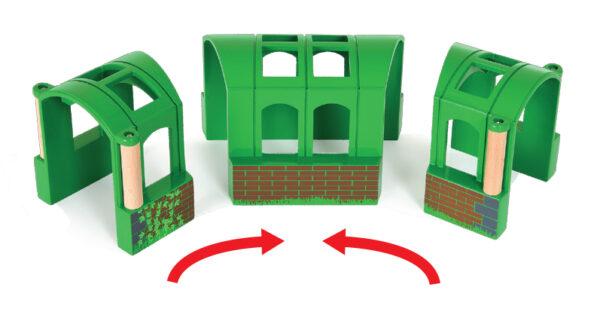 BRIO tunnel flessibile ALTRI Unisex 12-36 Mesi, 3-4 Anni, 3-5 Anni, 5-7 Anni, 5-8 Anni BRIO