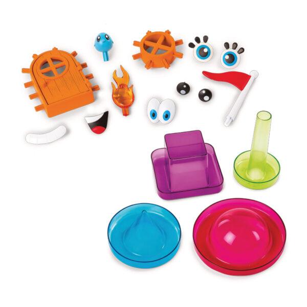 Spin Master BUNCHEMS Bunch 'n Build - Kit con Formine Unisex 12+ Anni, 8-12 Anni ALTRI