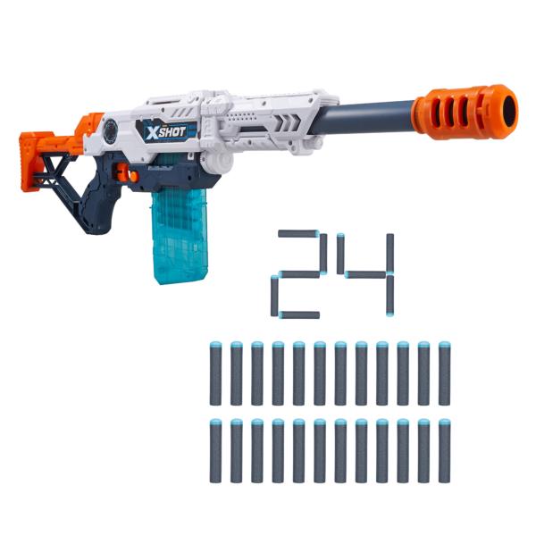 FUCILE X-SHOT MAX ATTACK Maschio 12+ Anni, 5-8 Anni, 8-12 Anni ALTRI SUN&SPORT