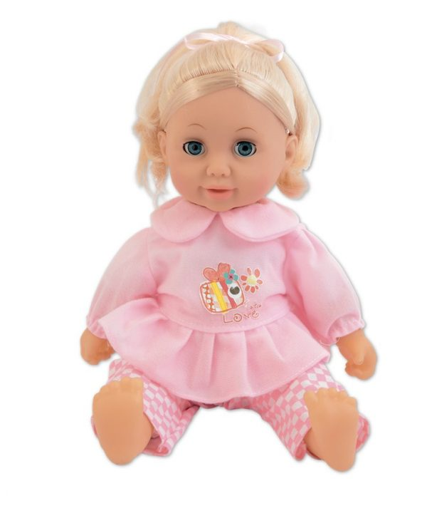 LOVE BEBÈ My beauty girl set TOYS CENTER Femmina 12-36 Mesi, 3-5 Anni, 5-8 Anni LOVE BEBÈ